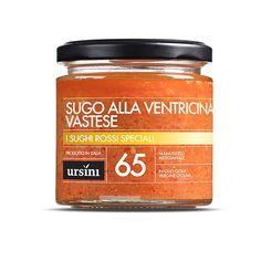 Vendita online | Sugo alla Ventricina Vastese Vasetto da gr.200 conf. da 6 Ursini - Gastronomia - Prodotti Italiani