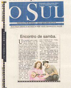 #DiogoNogueira 2009 - O Sul - Magazine