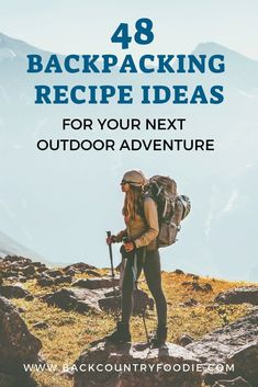 Crunch Time for The Foodie! food gear meals tips Appalachian trail gear gear tips backpacking camping Ultralight Backpacking, Backpacking Food, Camping Meals, Camping Guide, Camping Recipes, Tent Camping, Walmart Camping, Camping Blanket, Camping Stuff