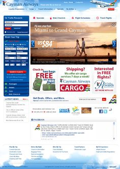 Cayman Airways - Those who fly us love us