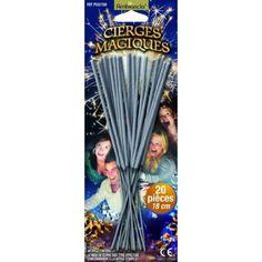 20 CIERGES MAGIQUE ETINCELANT 18 CM Hand Fan, Home Appliances, Blister, Vintage, Amazon Fr, Violet, Rose, Outdoor Weddings, Wedding Decoration