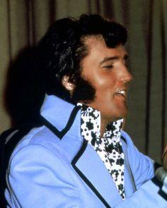 ELVIS - 1972 Madison Square Garden Press Conference, New York