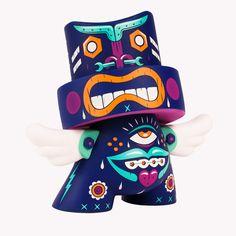 Totem FatCap by Kronk , via Behance