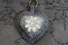 crochet hearts, basket and many other things