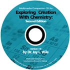 more information about Exploring Creation with Chemistry, 2nd Edition, Companion CD-ROM, Version 9.0