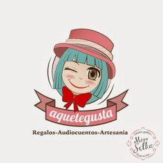 miss selka, aquetegusta, logotipo