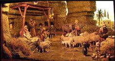 L'origine del presepe è da ricercarsi nelle pagine del Vangelo, o meglio nella loro interpretazione.