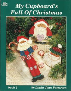 My Cupboard's Full of Christmas Vol. 2 - Linda Patterson - OOP