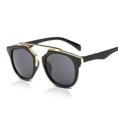 Fashion Cat Eye Sunglasses Women Brand Designer Vintage Sun Glasses Men Woman UV400 Glasses Oculos De Sol Feminino MA017