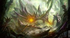 Fuego Fatuo - Seres Mitológicos y Fantásticos