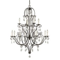 Found it at Wayfair - Chateau 12 Light Chandelier