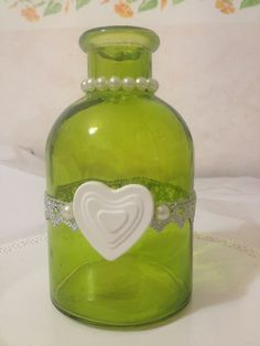 bottiglia cuore