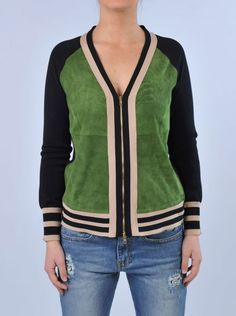 JUCCA  Giacca in camoscio  http://www.dipierrobrandstore.it/product/2608/Giacca-in-camoscio.html