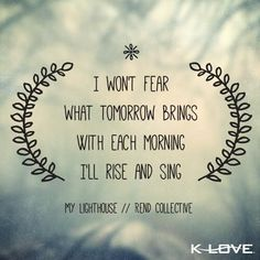 #MyLighthouse // @Rend Collective pic.twitter.com/HZzVBJxpLY