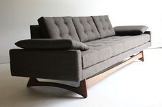 Mid-Century Modern Adrian Pearsall Sofa - Couch 2408-S for Craft Associates