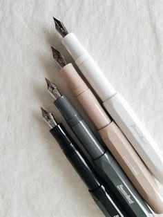 Kaweco Sport Fountain Pens – Genara W. Sheaffer Dog pen Enterprise -- The Sheaffer Stationary Supplies, Cute Stationary, Create A Person, Pretty Things, Pencil Organizer, Dog Pen, Cute Pens, Stationery Pens, School Supplies