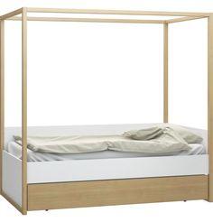 Voelkel 4you Twin Bed by Peter Kuchcinski & Joanna Leciejewska - Matt Blatt