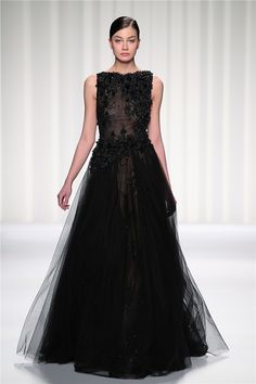 Abed Mahfouz - Haute Couture Collection Spring-Summer 2013