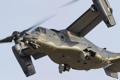 Bell Boeing CV-22 Osprey | by CH Aviation