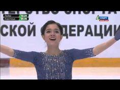 Evgenia MEDVEDEVA FS - 2016 Russian Nationals - YouTube