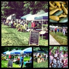 The Franklin, #Massachusetts Farmers Market is going on today at the Franklin Town Common until 6pm. #FranklinMass