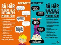 Introvert vs Extrovert – 2018 | MrsHyper