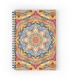 Mandala#8815 kaleidoscope by Sviatlana Kandybovich