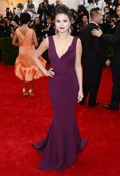 Selena Gomez @2013 Met