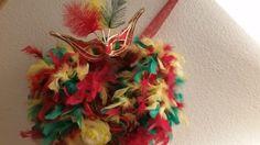 Carnaval Krans - copyright AprilWings