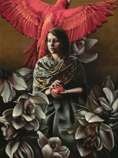 Larissa Morais ~ Figurative painter | -03