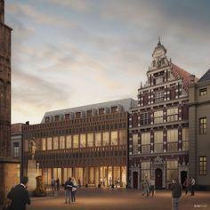Cityhall Deventer