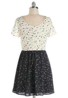 Arrow Dynamic Dress, #ModCloth