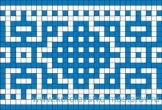 mittens & mittens: Схемы для вязания Knitting Charts, Knitting Stitches, Knitting Patterns, Crochet Patterns, Knitting Tutorials, Hat Patterns, Loom Knitting, Free Knitting, Mosaic Designs