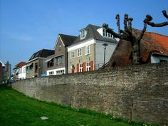 Tiel heeft kenmerken van een middeleeuwse stad. 't Is in Tiel te doen.   Hennepe.jouwweb.nl
