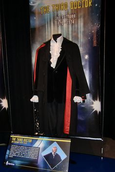 3rd Doctor costume by The Doctor Who Site via Flickr & Second Doctor Costume | Dress Up | Pinterest | Doctor costume and ...