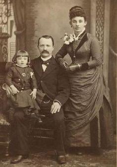 Late Bustle Period c. 1884-1889  men ancient look 3