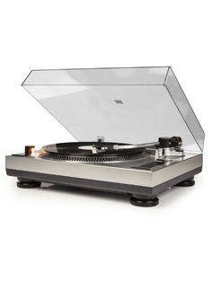 C100 Turntable - Silver