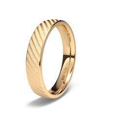 Alianza de oro rojo de 18K modelo Roses. #alianzas, #anillosdeboda, #boda, #novias www.cnavarro.com