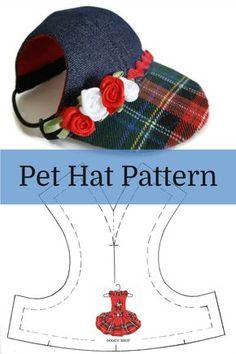 Hat Patterns To Sew, Dog Clothes Patterns, Pekinese, Pet Clothes, Dog Clothing, Dog Harness, Dog Leash, Pet Dogs, Pets