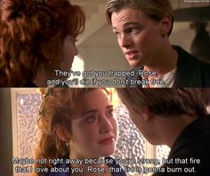 I have never heard any guy talk to any girl this way. Jack is my hero