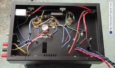 point-to-point construction - Push-Pull Tube Amp Valve Amplifier, Tube, Construction, Kit, Audio, Building