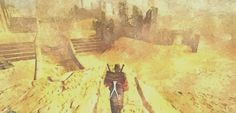Dead city ruins, Gothic http://picture-virtualworld.blogspot.it/2014/05/dead-city.html