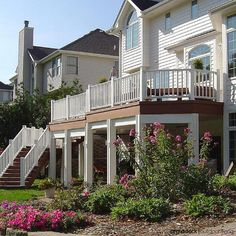 Elevated Deck Ideas Would You Want A That S Low To The
