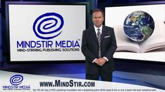1-minute TV commercial for MindStir Media, self-publishing and book marketing company. Call 800-767-0531 to get a free publishing consultation or visit MindStir Media at http://www.mindstirmedia.com/selfpublishingpackages/