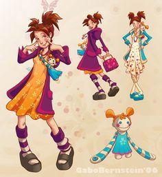 Resultado de imagen para chiquititas 2006 Princess Zelda, Cami, Fictional Characters, Boy's Day, Drawings, Unicorn, Meet, Cute