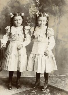 The Willms Twins (1898) Wisconsin Historical Society