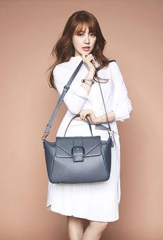 Samantha Thavasa F/W 2015 Ads Feat. Yoon Eun Hye | Couch Kimchi
