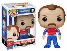 Funko POP! Movies Talladega Nights Cal Naughton Jr. Vinyl Action Figure 184