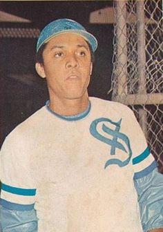 Tony Perez , diez años de participación en Puerto Rico, todos con Santurce, También representó a Puerto Rico en la Serie del Caribe de 1970 y 1971.