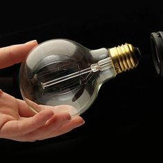 E27 40W G80 600Lm Edison Bulb #shoes, #jewelry, #women, #men, #hats, #watches